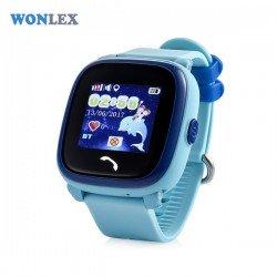 Детские часы GW400S wifi Blue Голубые