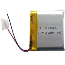 Аккумулятор 650mAh для детских часов (gw200s. gw1000.gw1000s)
