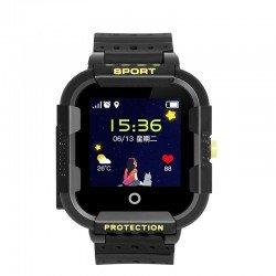 Детские часы KT03 Black Черные