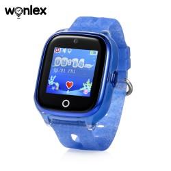 Детские часы KT01 WIFI Blue Голубые