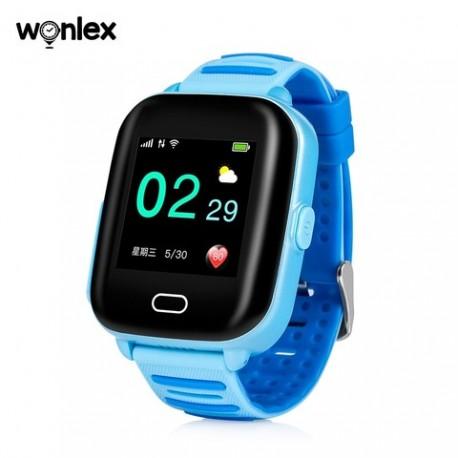 Детские часы KT02 Blue Голубые