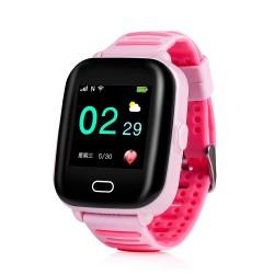 Детские часы KT02 Pink Розовые