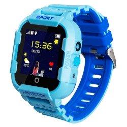 Детские часы KT03 Blue Голубые