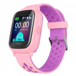 Детские часы KT04 Pink Розовые