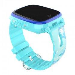 Детские часы с GPS КТ-10blue