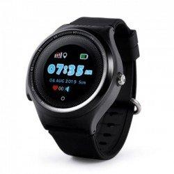 Детские GPS часы Wonlex Baby Watch KT06 (черные)