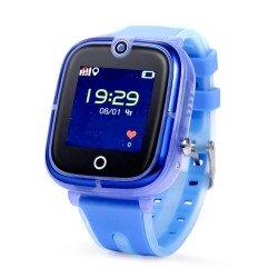 Детские GPS часы Wonlex Baby Watch KT07 (голубые)