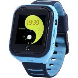 Детские GPS часы Wonlex Baby Watch KT11 4G (голубые)