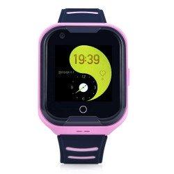 Детские GPS часы Wonlex Baby Watch KT11 4G (розовые)