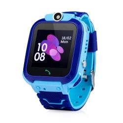 Детские GPS часы Wonlex Baby Watch GW600S (голубые)