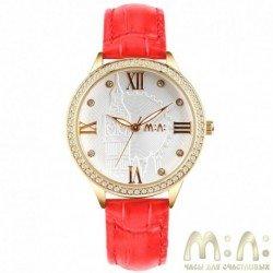 Наручные часы MN2012red
