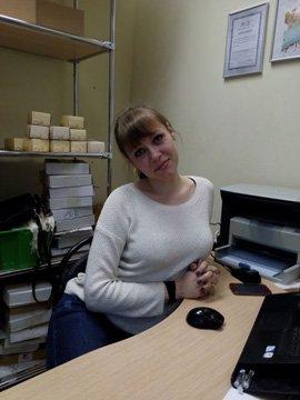 Елена Гостева - наше все.